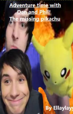 With dan and phil fanfiction adventure time with dan and phil