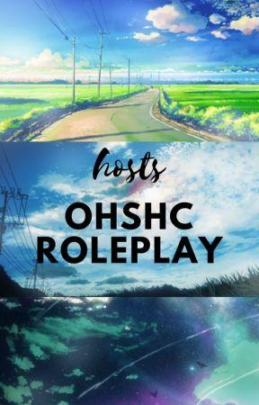 hosts//OHSHC Roleplay by PandaLuvsAnimeBae