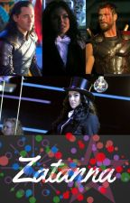 Zatanna - Mistress of Magic (Thor x Zatanna x Loki) by insaneredhead