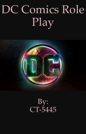 DC Comics Role Play by CT-5445