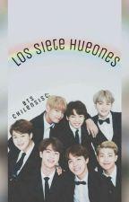 ›› Los siete hueones; BTS chilensis ‹‹ by pursexxx06