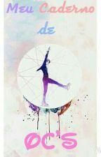 Meu caderno de OC's by LaBlancFox