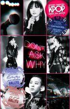 """Camarín 18. No preguntes por qué."" (GTAE - G-Dragon/Taeyeon) #KpopAwards2017 by Hermandaddefrikis"