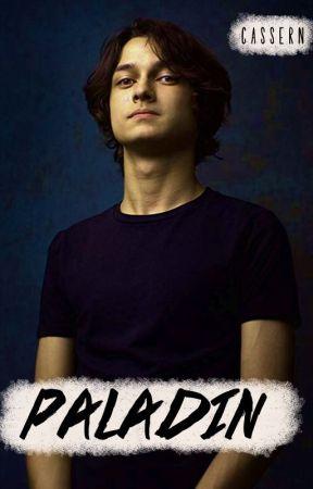 Paladin || Teen Wolf by cassernzero