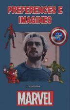 Preferences ➦ Marvel by lovezaynbye