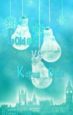 Cold Girl VS Ketua Osis by rina_lana