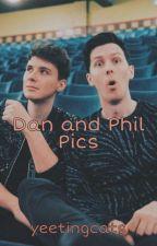 Dan and Phil Pics by PanicAtSupernatural
