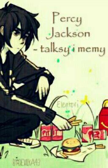 Percy Jackson-talksy i memy