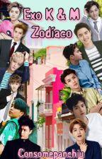 Zodiaco EXO K & M~ by Consomepanchiu