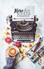 THE EDITORS: hire an editor by youwriteweedit