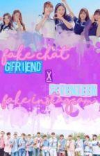 Fakechat + Fake Instagram [ SEVENTEEN X GFRIEND ] by jvtorz_