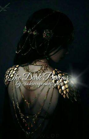 The Dark Princess by cookiecupcakefighter