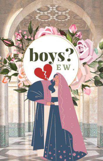 Boys? Ew.