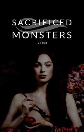 Monsters 「Wattys 2017」 by somniatis_