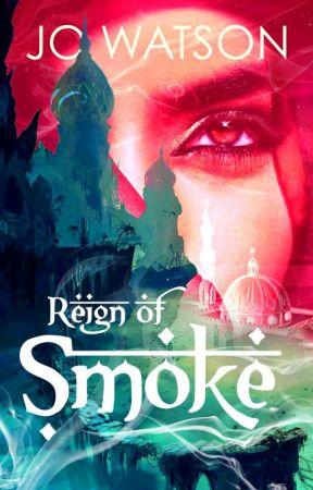 Reign of Smoke /  حكم الدخان by JoWatson_101