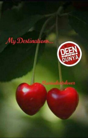 My destinations... by Foodlover657