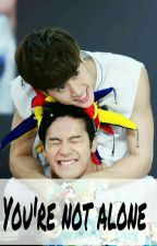 You're not alone    Markson by lillyfxx