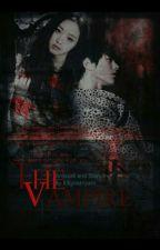 The Vampire [ON HOLD] by Kiky_Indriyani_