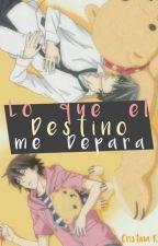 lo que el destino me depara (junjou romantica, YAOI ) by ExtraIssaFunny