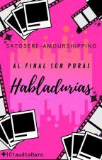 """""""Habladurías"""" by ClaudiaDaro"""