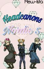 Headcanons [Nordic 5] by Mew-Ista
