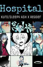 Hospital | Sleepy Ash (Kuro) | Servamp by Hitsux