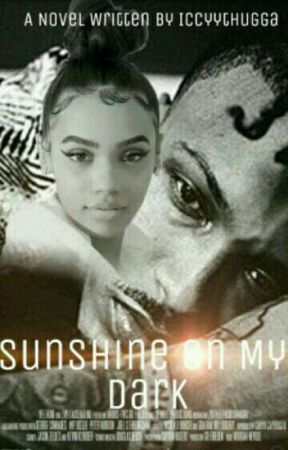 The sunshine on my dark ||August Alsina by iccyythugga