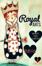 Royal Arts Magazine by KingsNQueensofArt