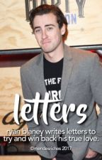 letters | ryan blaney by mendesriches