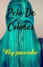 Pelo De Colores by paocake