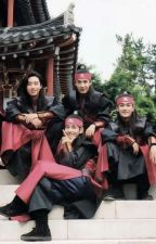 Hwarang Story: Mission Impossible by AngelinSomnia