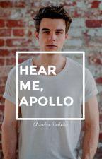 Hear Me, Apollo by AhriPinheiro
