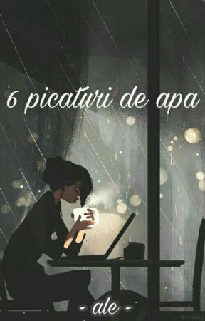 6 picaturi de apa by justale___