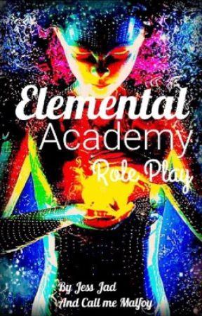 The Elemental Academy Role Play by JessJad135