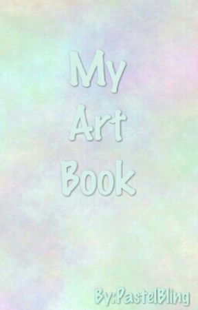 My Art Book by PastelBling