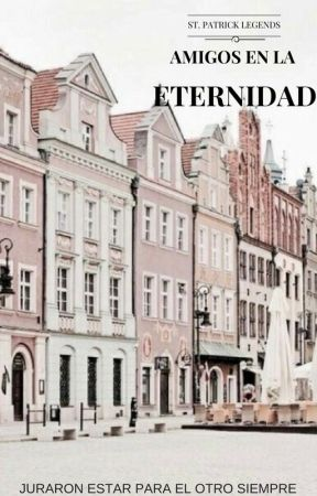 Amigos en la Eternidad by Hiddenmoon33