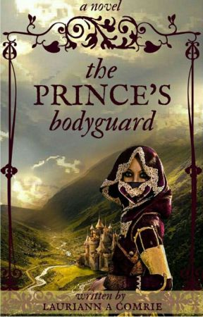 The Prince's Bodyguard by PirateCaptainZero