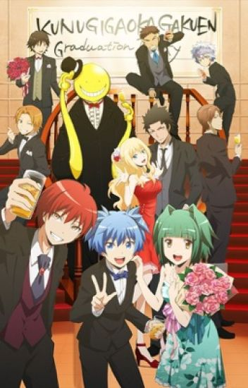 The Assassination Classroom is real?!  (Various x reader)