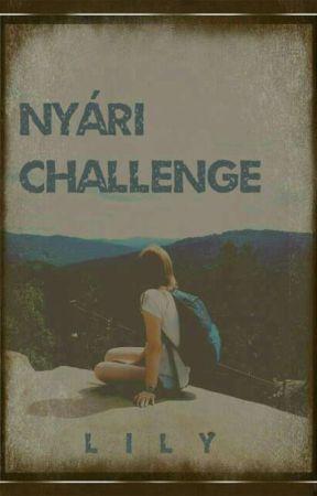 Nyári challenge  by 1DLilyB