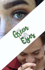 Green Eyes by Loveroftherain