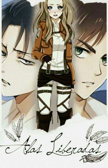 Eren Levi Shingeki no Kyojin Attack on Titan t Ereri