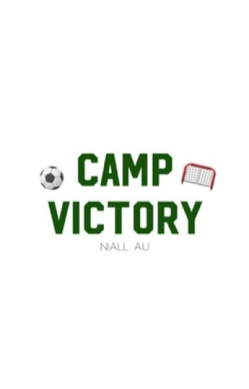 camp victory • niall.horan ✓