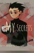 My Secrets (A Teen Titan Fanfic) by EnchantedEnemy38