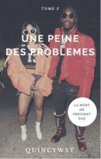 Une peine... Des problèmes [Tome 2] by QUINCYWST