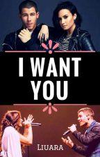 I Want You || Nemi by Liuara