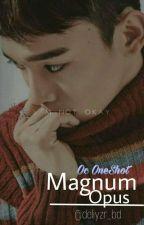 Magnum Opus (OC) | Chen ✓ by deliyzr_bd