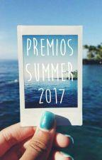 Premios Summer 2017 by Premios2017