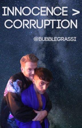 Innocence|Corruption (Scomiche) by bubblegrassi