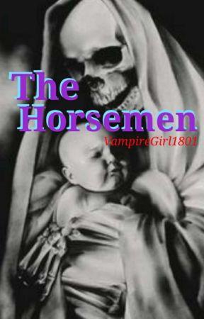 The Horsemen by VampireGirl1801