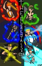 The Elementals {The Pack} by CrazilyInsaneArtist